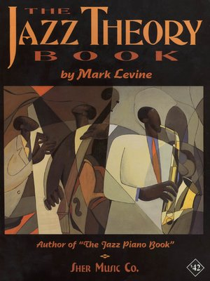 cover image of The Jazz Theory Book